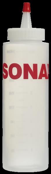 SONAX Dosierflasche - punktgenaues Aufbringen wie die Profis