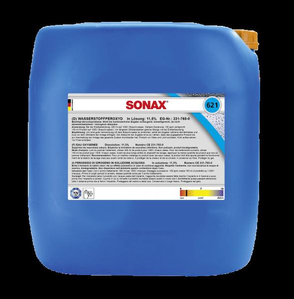 SONAX Wasserstoffperoxyd 7,9%ige Lösung