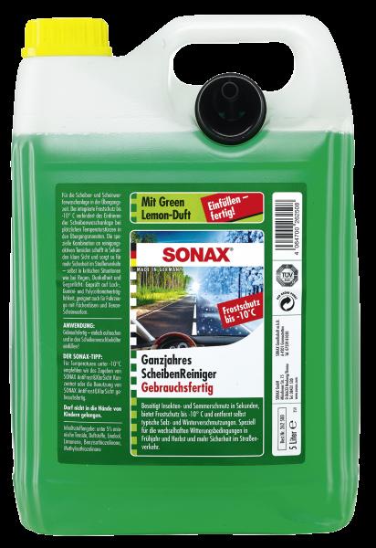 SONAX Ganzjahres ScheibenReiniger Gebrauchsfertig