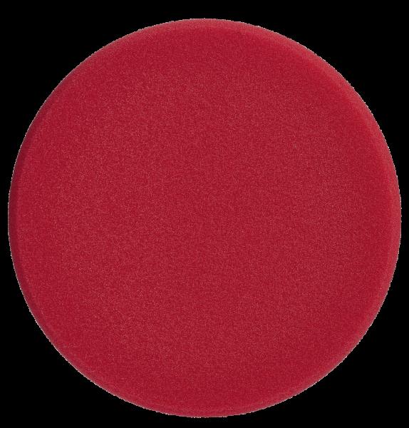 SONAX PolierSchwamm rot 160 (hart) - SchleifPad -