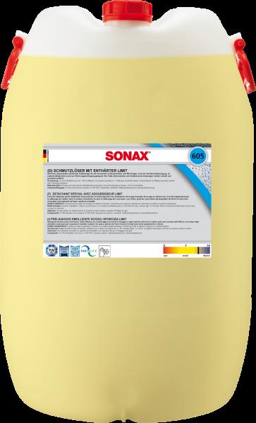SONAX SchmutzLöser/WerkstattReiniger mit Enthärter