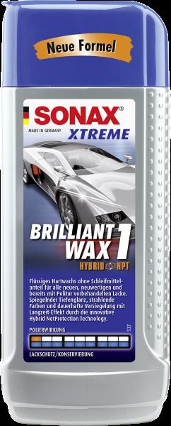 SONAX XTREME BrilliantWax 1 Hybrid NPT