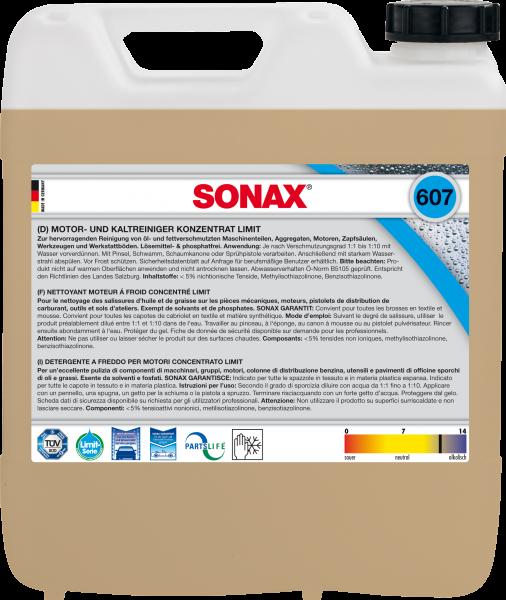 SONAX Motor- & KaltReiniger /Engine Cleaner