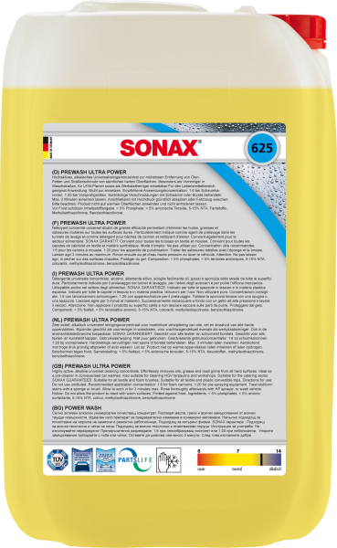 SONAX PreWash Ultra Power