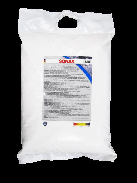 SONAX ReinigungsPulver mit Duft für SB-Dosieranlagen