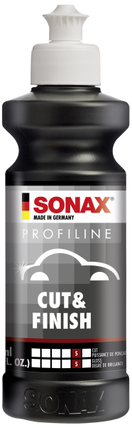 SONAX PROFILINE Cut&Finish