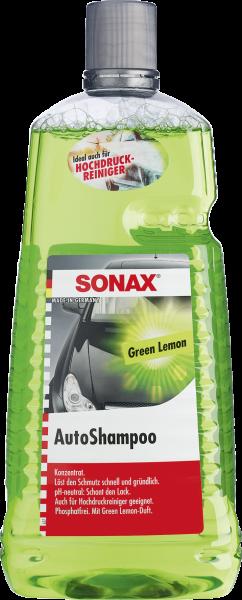 SONAX AutoShampoo Konzentrat Green Lemon