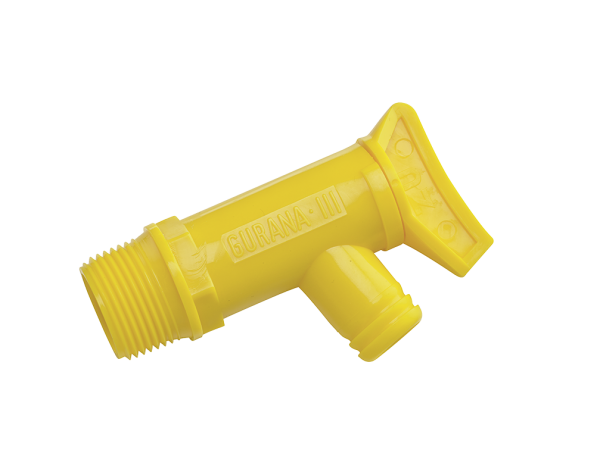 SONAX KunststoffAblasshahn für Blechfässer