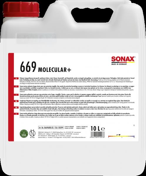 SONAX MOLECULAR+