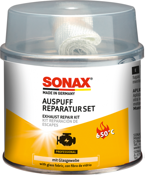 SONAX AuspuffReparaturSet