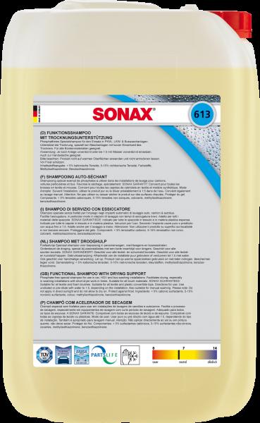 SONAX FunktionsShampoo mit Trocknungsunterstützung