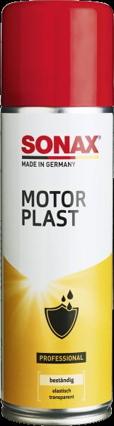 SONAX MotorPlast - der Schutzlack für den Motor