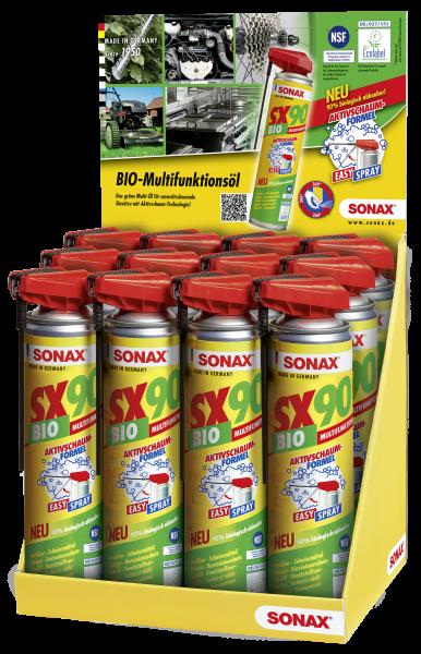 SONAX SX90 BIO m. EasySpray Thekendisplay
