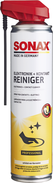 SONAX Elektronik + KontaktReiniger m. EasySpray