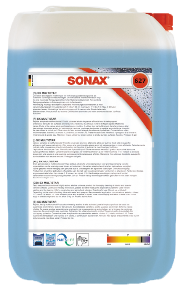SONAX Multistar