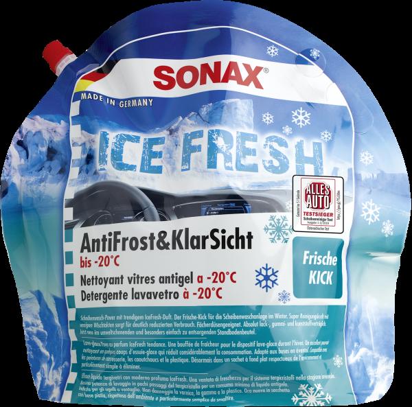 SONAX AntiFrost&KlarSicht bis -20°C IceFresh